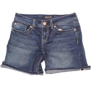 Seven7 Jean Shorts NWT